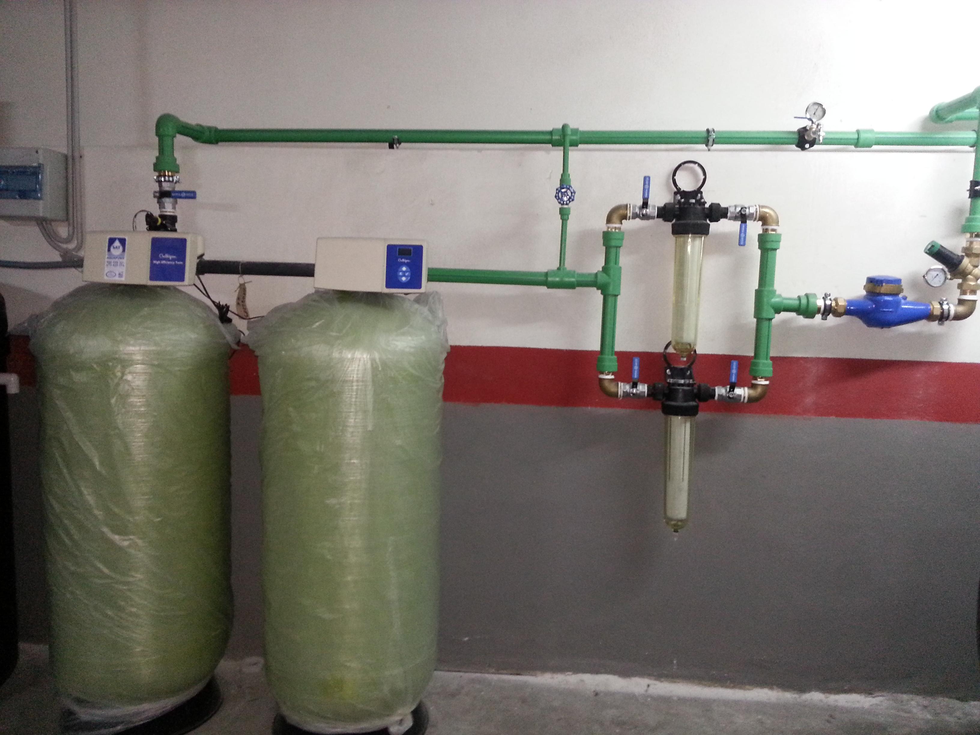Descalcificador en comunidad de propietarios de - Descalcificador de agua domestico ...