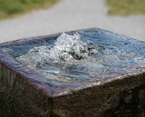 Tratamiento agua pozos