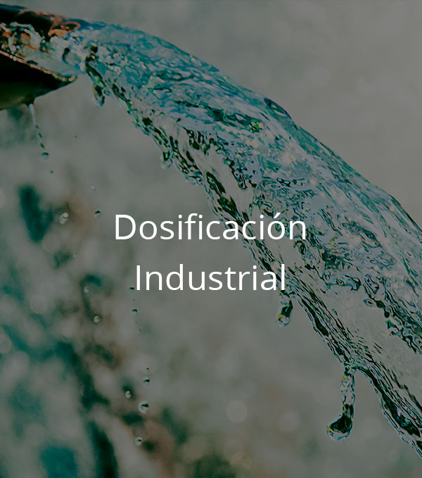 Dosificación industrial