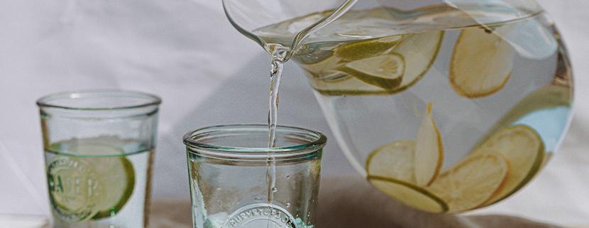 Agua para casa